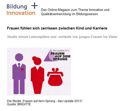 Bildung + Innovation