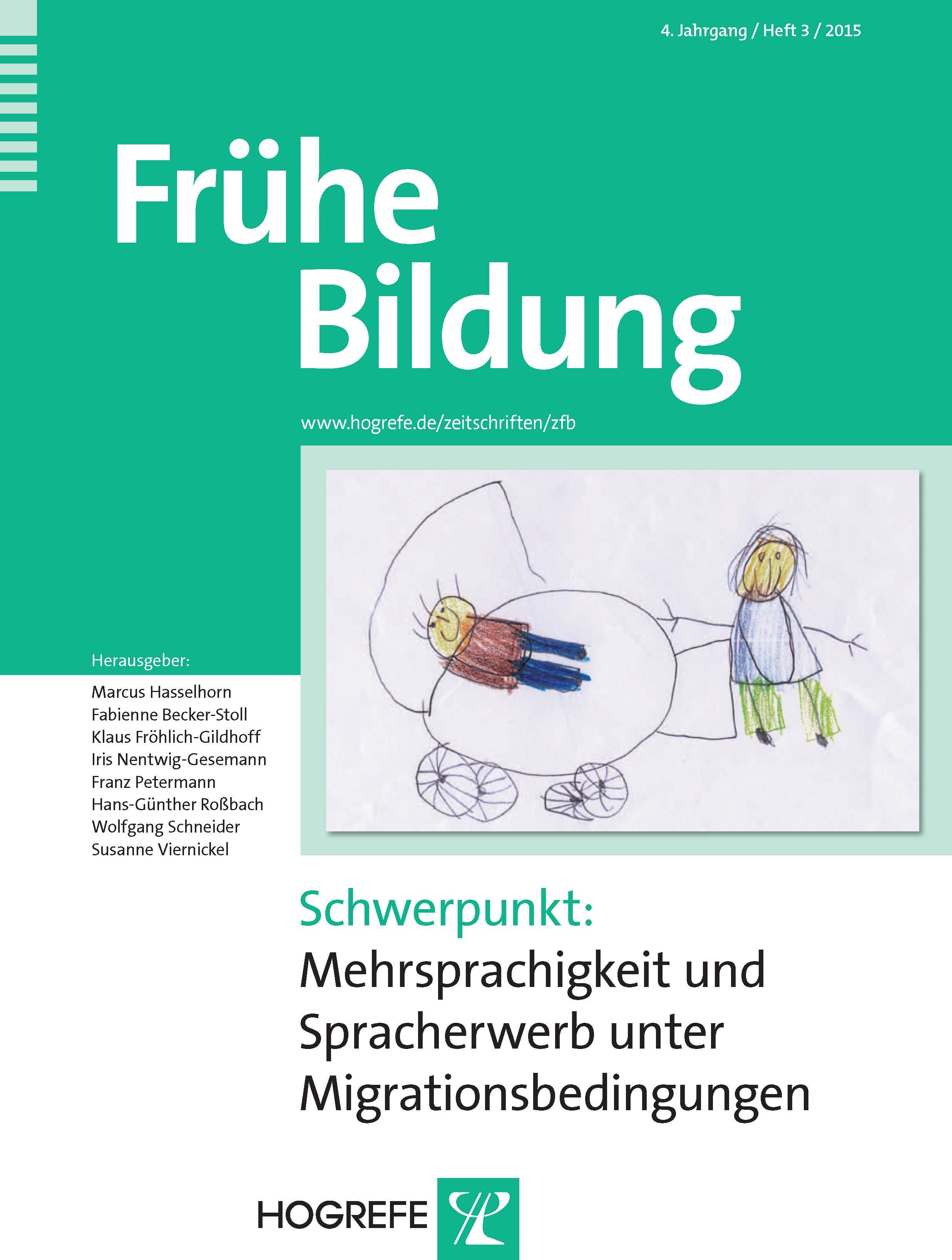 Cover Heft 3/2015