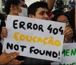 Soziale Proteste in Brasilien, Sommer 2013; Photo:Semilla Luz / flickr