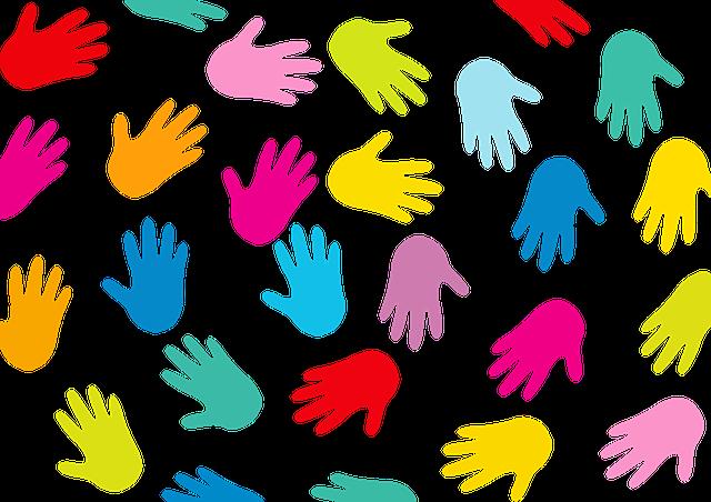 Grafik: Hände