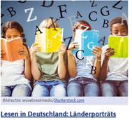 Zugangsbild Lesen in Deutschland