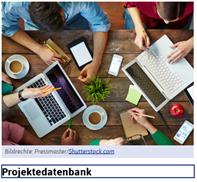 Zugangsbild Projektedatenbank