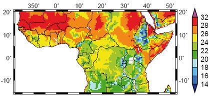 Afrika Klimawandel