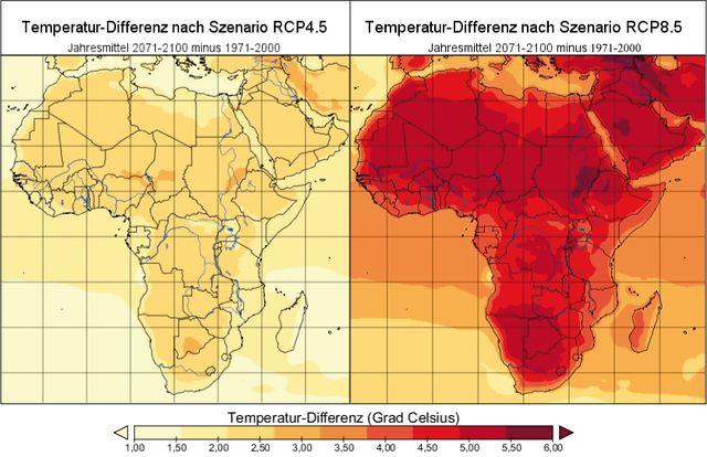 Klimawandel Afrika