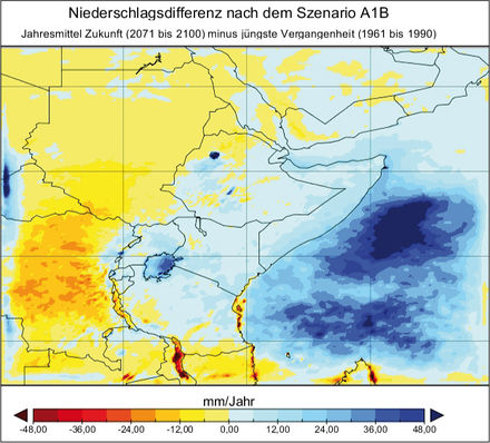 bilder veränderung boden afrika klima