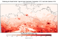 Hot days index per time period in Heisse Tage ND A1B diff Sommer.png