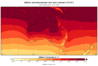 Temp in Temperatur Australien rcp85 2070.png